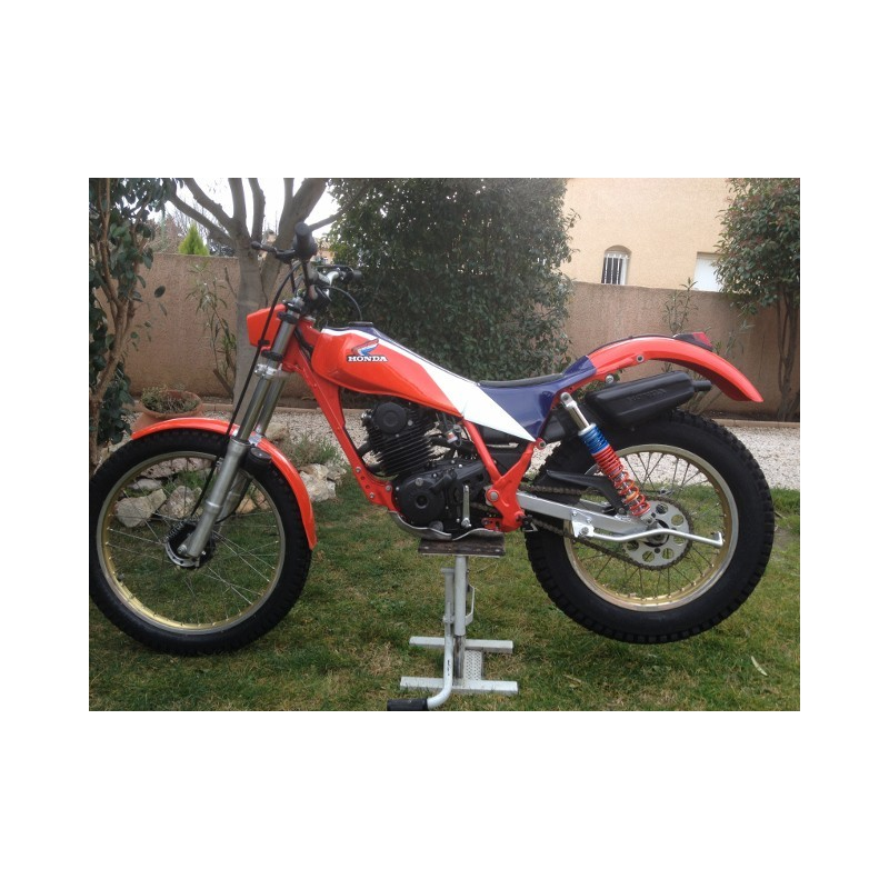 honda tlr 250 toutrial. Black Bedroom Furniture Sets. Home Design Ideas