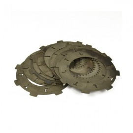 Disques embrayage complet BULTACO 125/250/350