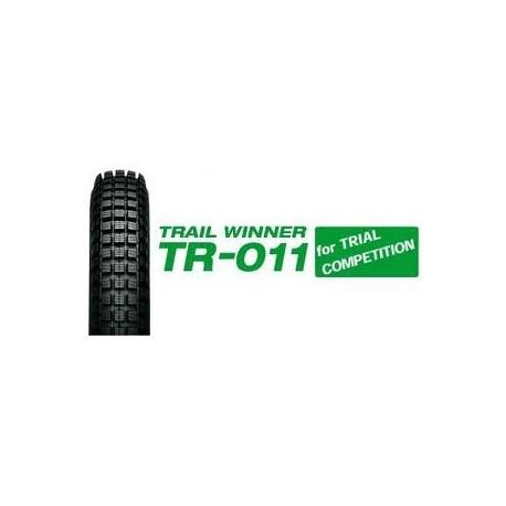Pneu IRC 400X18 TUBELESS