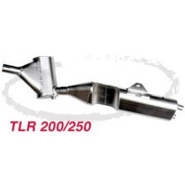 Silencieux WES Honda TLR 125/200/250