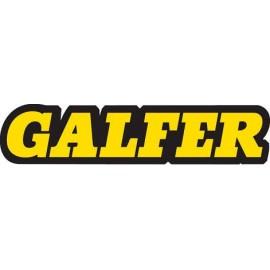 Machoires Galfer FANTIC 125/200/240/300 frein av/ar standard