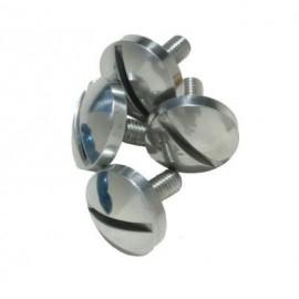 kit vis M6 en aluminium fixation amortisseur