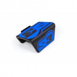 Mousse de guidon bleu trial S3