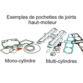 Kit joints haut-moteur Centauro Honda CR80 (Année 84)