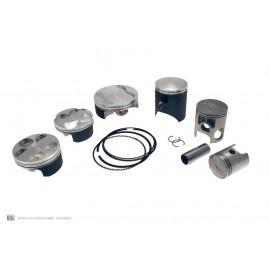 Piston (forgé) Tecnium Honda CR125 (Années 73-78)