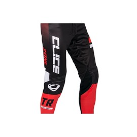 Pantalon CLICE zone trial noir/rouge