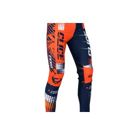 Pantalon CLICE Cero trial orange