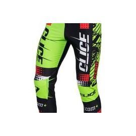 Pantalon CLICE Cero trial vert