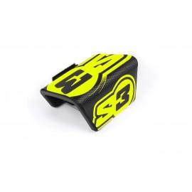 Mousse de guidon jaune trial S3