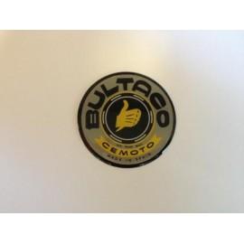 Autocollant réservoir BULTACO