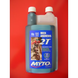 MYTO Mick Andrews 2tps 100% synthetic