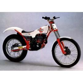 Gas Gas Halley 1985 à 1987