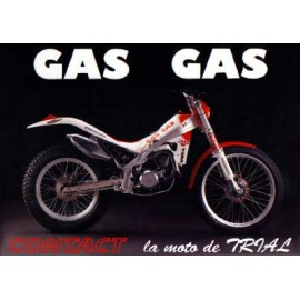 Gas Gas Delta GT25/GT32 1991 à 1993