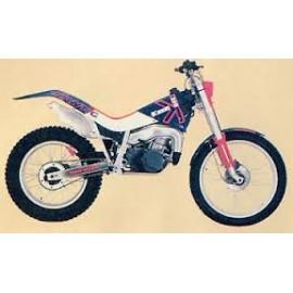 Fantic kroo 125/212/250 de 1991 à 1992