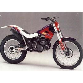 Fantic Keyroo 125/212/250 de 1993 à 1994