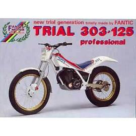 Fantic 303/243 Type FM 403 de 1987 à 1988