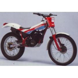 Fantic 241/301 Prog/2 de 1985 à 1986