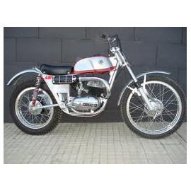 Bultaco n°serie 10 de 1964 à 1967