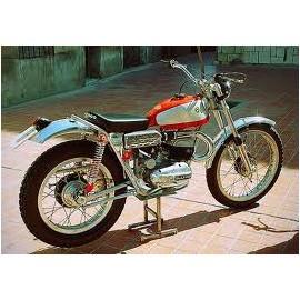 Bultaco n°serie 27 de 1967 à 1968