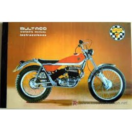 Bultaco n°serie 80 de 1971 à 1972