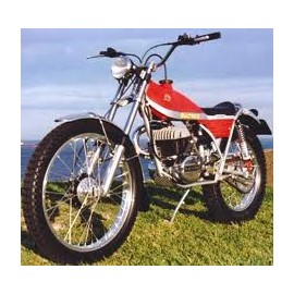 Bultaco n°serie 91/92 de 1972 à 1974