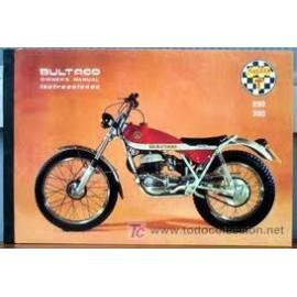 Bultaco n°serie 124/125 1974