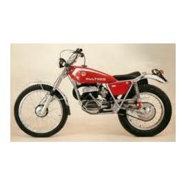 Bultaco n°serie 158/159 de 1975 à 1976