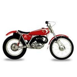 Bultaco n°serie 182/183 de 1976 à 1977