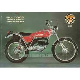 Bultaco n°serie 190/191 de 1977 à 1978