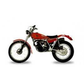 Bultaco n°serie 198b de 1981 à 1982