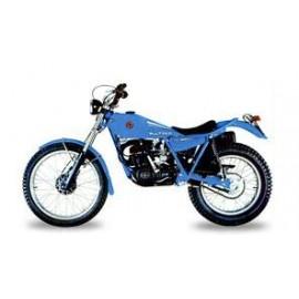 Bultaco n°serie 199a de 1980 à 1981
