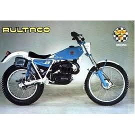 Bultaco n°serie 199b de 1981