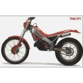 Montesa Cota 311 de 1991 à 1992