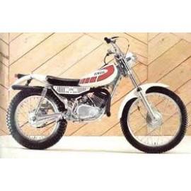 Yamaha TY 125 & 175 de 1975 à 1983
