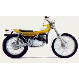 Yamaha TY 250 1974 à 1980