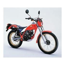 Honda TLR 200 1984 à 1990