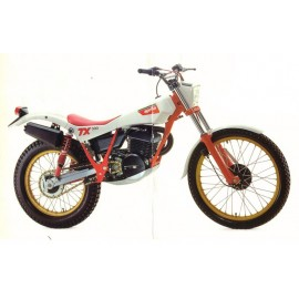 Aprilia TX 125/240/300 de 1984 à 1986